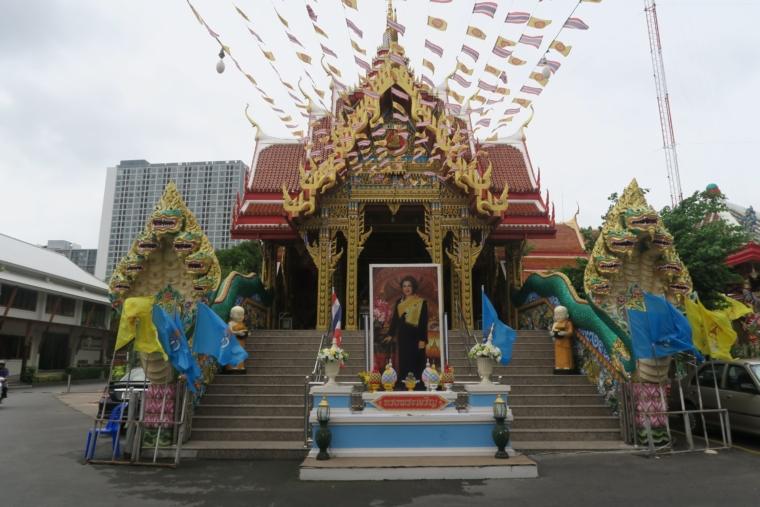 小さな寺院 (2)
