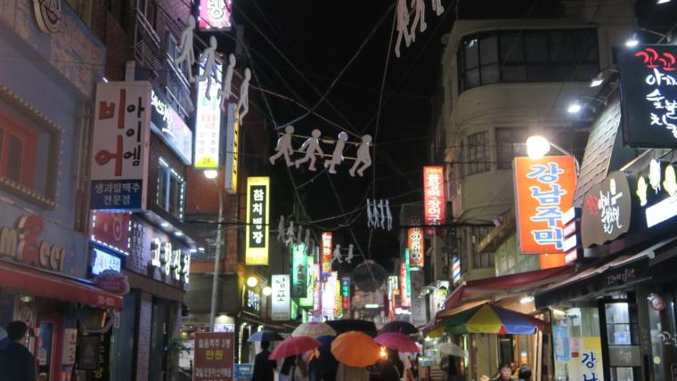 夜市場への道_top