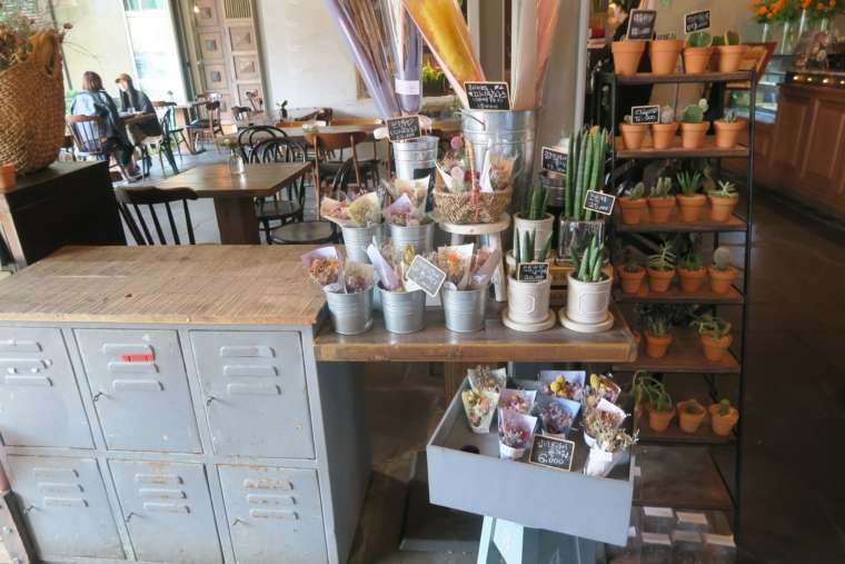 colline 花の販売