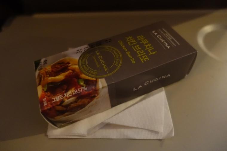 アシアナ航空 food3