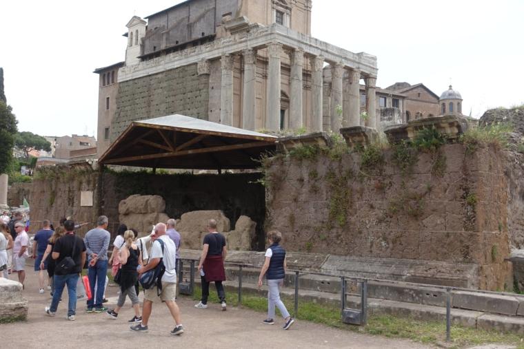 カエサルの神殿