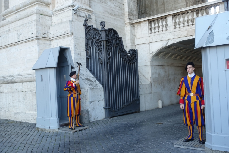Pontifical-Swiss-Guard