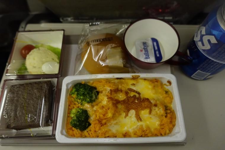 アシアナ航空 food2
