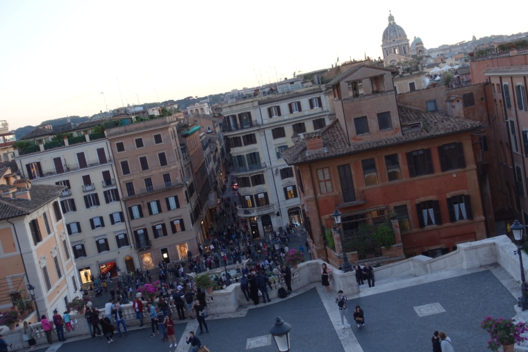 from-Piazza-di-Spagna
