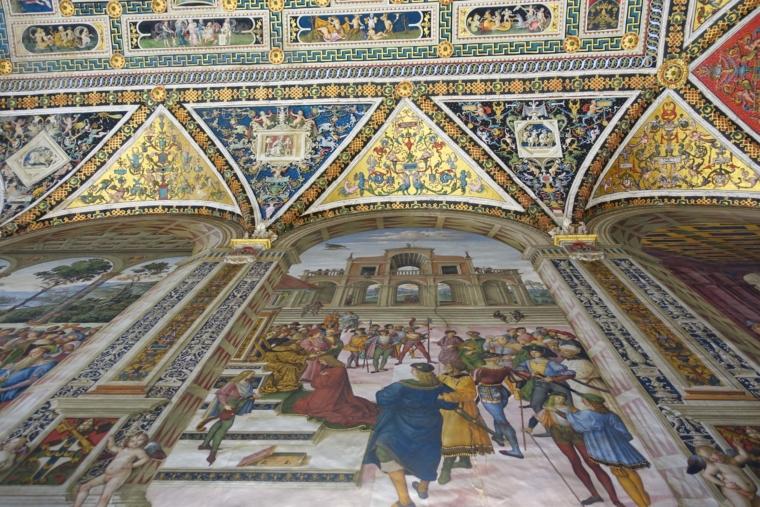 Biblioteca Piccolomini (2)